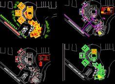 Engineering et Architecture: Plans Autocad DWG