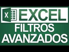 Filtro Avanzado con Muchos Criterios en Excel - Dostin Hurtado - YouTube