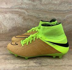 a9969bae3994 Advertisement(eBay) Nike HyperVenom Phantom II FG Men's Soccer Cleats (  Defects) Volt