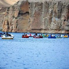 Band-e Amir #nationalpark is Afghanistan's first National Park, located in the Bamyan #province . It is a series of six deep #blue #lakes separated by #natural dams made of travertine, a mineral deposit. The lakes are situated in the Hindu Kush #mountains of central #Afghanistan . #photo Credit: Ahmad Zia Attayee #photography #the_true_face_of_afghanistan #thetruefaceofafghanistan #afghan #love #lovely #nature #naturalbeauty #pic #picoftheday #photooftheday #follow #followme #like…