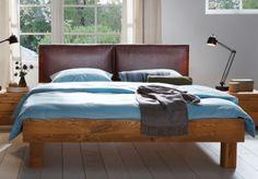 Holzbett Scarlett nature - Betten Überlänge - Betten | Schlafzimmertraum