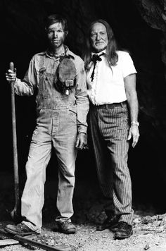 Beck and Willie Nelson