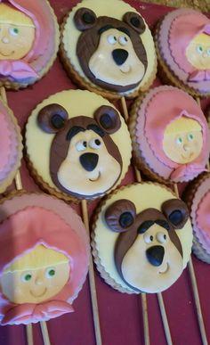 Cookies  Masha e Orso