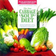 The New and improved Cabbage Soup Diet Information Page