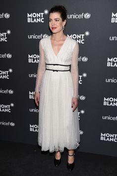 Charlotte Casiraghi Photos Photos - Montblanc & UNICEF Gala Dinner - Zimbio
