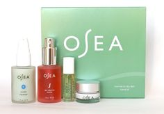 OSEA Essential Hydrating Oil review & GIVEAWAY! An amazing product!!