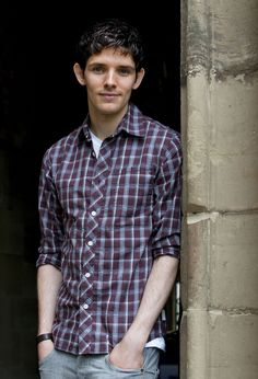 I go British all the time and I love a good Scot, but I believe this may be my first Irishman!  Welcome, Colin Morgan
