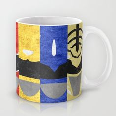 Mighty+Morphin+Power+Rangers+Mug+by+Some_Designs+-+$15.00
