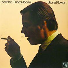 "One of my favorites. Jobim ""Stone Flower"" on the great CTI label."