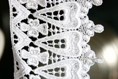 1 Yard Of Fancy Venice Lace Ribbon Trim For Fashion by DinoCreator, $3.50