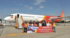 Vé máy bay 0 đồng Vietjet Air đi Gia Lai và Tuy Hòa