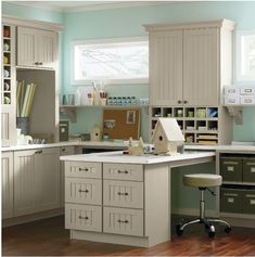 Craft Room Storage Cabinet — Crafthubs