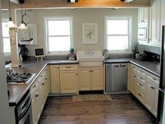 Kitchens.com - apron sinks - Country Kitchens