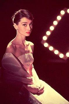 Audrey Hepburn / Givenchy. #audreyhepburn