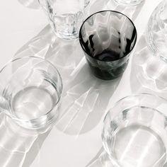 Hering Berlin glasses rippled effect