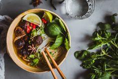 vegaaninen pho-keitto-3 Pho, Tofu, Ethnic Recipes