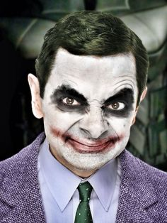 These Photoshop Geniuses Are Turning Mr. Bean Into The Most Random Characters - UltraLinx