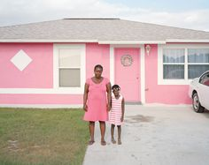 Mother and Daughter, Immokalee, Florida, 2010 from 26° 81° ~