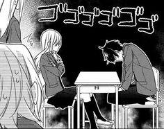 #horimiya #manga #mangacap