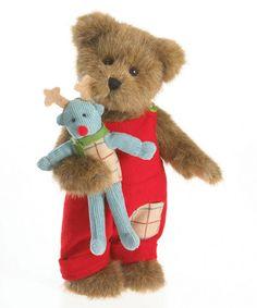 Another great find on #zulily! Bedtime Bear Plush Figurine #zulilyfinds
