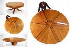 15 mejores imágenes de mesas extensibles   Dining room, Dining Table ...