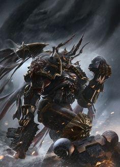 Warhammer 40K - Chaos Space Marine