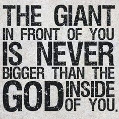 God Inside of YOU