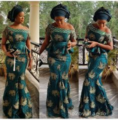Lovely Lace Skirt and Blouse Styles 2018 for Aso Ebi Lovers.Lovely Lace Skirt and Blouse Styles 2018 for Aso Ebi Lovers African Attire, African Wear, African Women, Aso Ebi Lace Styles, African Lace Styles, African Fashion Ankara, Latest African Fashion Dresses, Lace Skirt And Blouse, Africa Dress