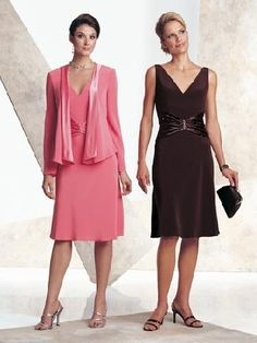 womens plus size mother of the bride dress