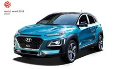 Δύο βραβεία σχεδίασης για τη Hyundai