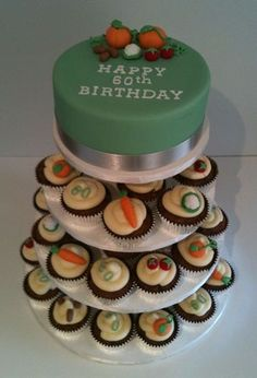 pARTy cakes - Cupcakes