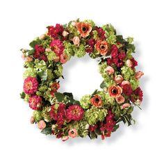 Southern Isle Wreath