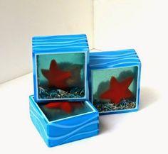 Creative soap by Steso - Aquarium