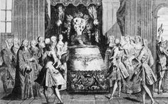 Louis-Auguste, Duc de Berry, the future Louis XVI, was born on August 23, 1754. August 25, the feast of St. Louis of France, was his name-da...