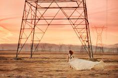 California desert shoot: Lindsay Adler & Brooke Shaden