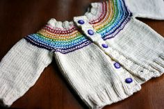 What an amazing cardigan. Love this!