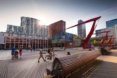 Schouwburgplein, Rotterdam (The Netherlands)