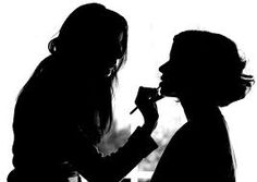 Image result for silhouette makeup