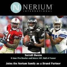 Many celebrities and athletes are joining nerium! Why Not U??  Visit me here: http://rkanigan.nerium.com