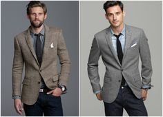 How to Wear a Sports Jacket with Jeans | The Idle Man