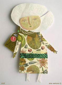 Más tamaños | scraps of paper doll #15 | Flickr: ¡Intercambio de fotos!