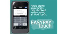 Apple Rolls Out New 'Easy Pay Touch' mPOS Systems In Its Retail Stores | AllNewsRetail  #Apple #Mac #mPOS #Retail Retail Solutions, Retail Stores, Apple Mac, Rolls, Touch, Easy, Buns, Bread Rolls