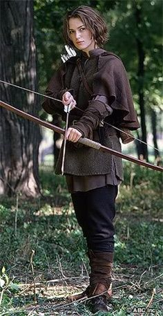 Archery inspiration (Princess of Thieves)