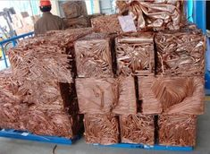Copper Prices are per ton millberry copper, for sale