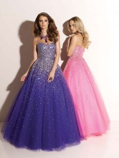 #Paparazzi 91058 Straples, sweetheart ballgown prom dress. #prom #promdress #InternationalProm #Prom360