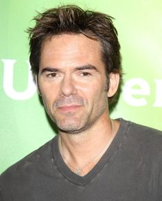 Billy Burke: call me crazy, but I love him! Everything he has been in lately. One of my new favorite actors. And he's HOT! :)