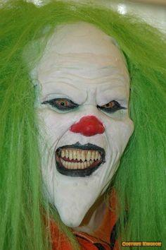 Scary Clown Costume martygaalblog: August 2008