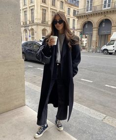 Winter Fashion Outfits, Fall Winter Outfits, Look Fashion, Autumn Winter Fashion, Fashion Women, Winter Ootd, Winter Clothes, Winter Wear, Fashion Beauty