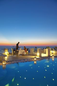 Blue Suites - Santorini, Greece