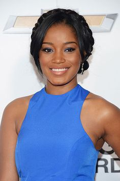 Haute Halos: Our Favorite Celebrity Braid Crowns - Keke Palmer